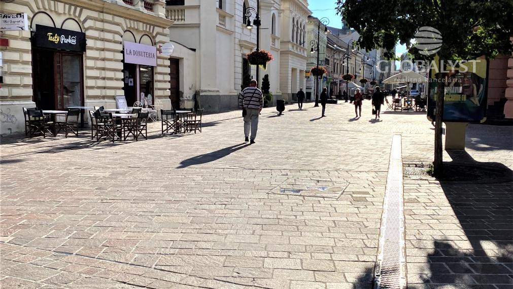 Obchodné priestory - 90 m2, v centre mesta na Mlynskej